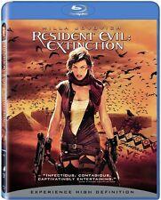 Resident Evil: Extinction Blu-ray Region A