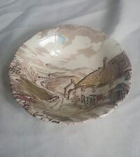 W H Grindley Quiet Day Desert Bowl 5.1 inch diametet.