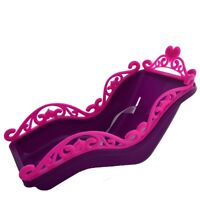 Oxford TRU148 Purple & Pink Deluxe Doll / Dolly Bike Seat Free Tracked Delivery