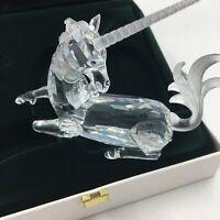 Swarovski Crystal 1996 Annual Edition Fabulous Creatures Series The Unicorn.