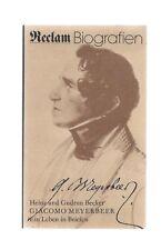 Giacomo Meyerbeer * Ein Leben in Briefen * Verlag Reclam