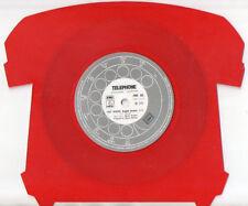 Telephone - Fait Divers - Super Rare Shaped Coloured Vinyl (PMT102) *Near Mint*