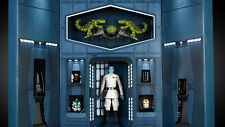 "Star Wars Black Series 6"" Grand Admiral Thrawn SDCC Exclusive BIB"