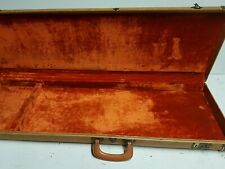 1958 FENDER DUO SONIC / MUSICMASTER CASE - made in USA