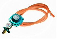 Cookmaster 6ft Propane Regulator Hose Gas BBQ 4 Regular LPG Burners Altocraft