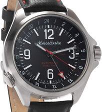 ORIGINAL Watch VOSTOK KOMANDIRSKIE K34 470612 Mechanical-Auto Water Proof 100m