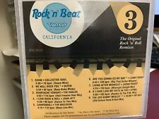 Rock N Beat VOL 3 CD COLLECTIVE SOUL QUEEN EAGLES JOAN JETT STING LENNY KRAVITZ