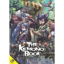 New THE KEMONO BOOK Some Animes Doujinshi CyberConnect2 From JAPAN