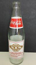 NFL 49ers 1984 World champions 7/11 collectors coke bottle Super Bowl XlX