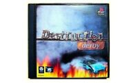 USED PS1 PS PlayStation 1 Destruction Derby 00019 JAPAN IMPORT