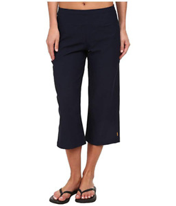 LUCY Activewear Women's Everyday Capri Pants Black Size XS Workout Yoga Casual
