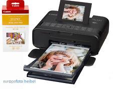 Canon Selphy CP1200 schwarz+ RP-108IN CP 1200 Neuware vom Fachhändler
