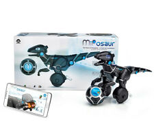 WowWee MiPosaur and Track Ball - Interactive Dinosaur Robot Toy New