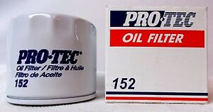 Pro Tec Engine Oil Filter 152