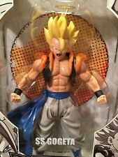 New DragonBall Z SS Gogeta Figure Movie Collection 15 2005 Jakks Pacific Toy nib
