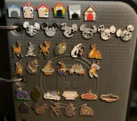 DISNEY WORLD 2019 WAVE C WDW HIDDEN MICKEY PINS COMPLETE SET