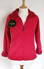 Regatta Sherpa Fleece Jacket,Top,Casual Pink Sports Zipped Outerwear, Size 14 UK