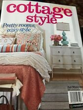 COTTAGE STYLE,  FALL / WINTER, 2013   Fresh Bright Pretty Rooms