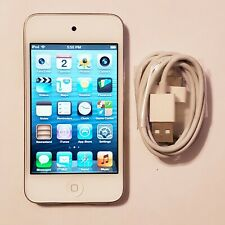 Apple iPod Touch 4th Generation White 32GB - with issue