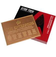 Star Trek TNG USS Enterprise NCC-1701-E Dedication Plaque Eaglemoss - In Stock