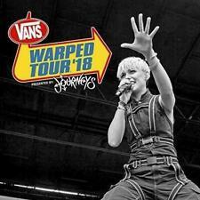 Vans - Warped Tour '18 [New & Sealed] Digipack CD