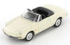 Alfa Romeo Spider 1600 Duetto 1966 (White) 1:43