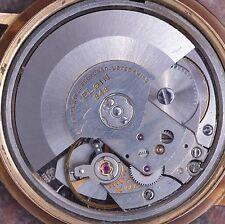 Elgin 848/AS 1700 60s Vintage 11.5L 17j Auto Mvt Good Bal Staff Parts/Repairs