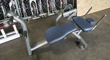 Used Life Fitness Signature Ab Crunch Bench