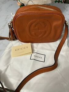 Gucci Soho Leather Disco Bag! Authentic!