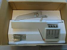 SINGER SILVER REED KNITTING MACHINE YC5 DOUBLE BED COLOR CHANGER