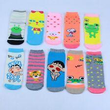 1 Pair Sox Stockings Girl Fashion Cartoon Socks Ship Stockings L1y