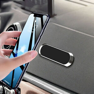 Magnetic Car Phone Holder Dashboard Mini Strip Shape Stand For iPhone Samsung US