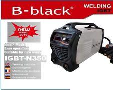 B-BLACK SALDATORE ELETTRODO ELETTRICA SALDATRICE INVERTER 300A IGBT-N300