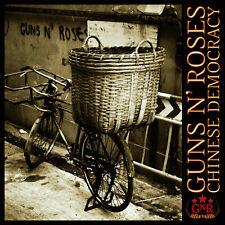 Guns N' Roses - Chinese Democracy (CD Jewel Case - U.S.A. Import)