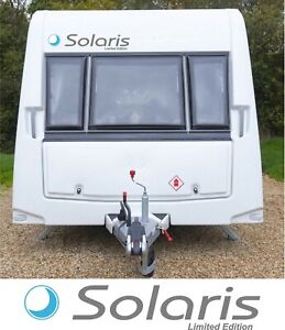 LUNAR SOLARIS LIMITED EDITION CARAVAN  DECALS STICKERS CHOICE OF COLOURS #015