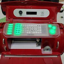 Cricut Cake Mini Electronic Cutter Machine CCM001 With Authentic Bag + Cartridge