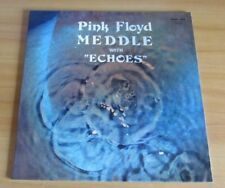 PINK FLOYD MEDDLE LP WHITE VINYL  MINT