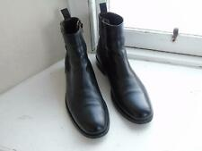 Russell & Bromley Black Chelsea Boots EU 45
