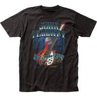 John Fogerty Bad Moon Rising T Shirt Mens Licensed Rock N Roll Band Tee Black