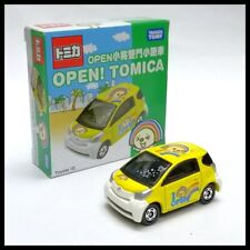 TOMICA OPEN TOYOTA iQ 1/60 TOMY DIECAST CAR 28 NEW