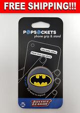 PopSockets Single Phone Grip PopSocket Universal Phone Holder Batman Icon 101582