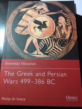 "DE SOUZA'S ""THE GREEK & PERSIAN WARS, 499-386 BC'--OSPREY ESSENTIAL HISTORY !!"