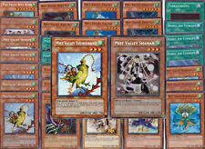 Yugioh Mist Valley Deck Upgrade Builder Lot 35 Cards [Toy]