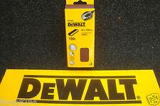 PACK OF 3 X DEWALT DT3664 64MM X 356MM SANDING BELTS 150GRIT D26480 SANDER
