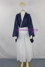 Rurouni Kenshin Kenshin Himura Cosplay Costume