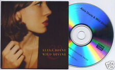 ALELA DIANE & WILD DIVINE UK 10-trk promo test CD card slv Rough Trade