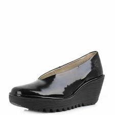 Court Patent Leather Standard Width (B) Shoes for Women