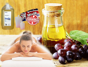 Grapeseed Oil Body Back Neck Leg Massage Strictly Professional 50ml 100ml 4L