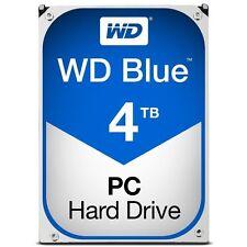 Wd Azul 4tb Escritorio HDD 5400RPM SATA 3 64mb Caché WD40EZRZ DISCO DURO 4TB