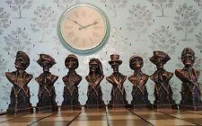 "Large Skull Duggery Mariage Gothique Chess Set & 28"" table échiquier"